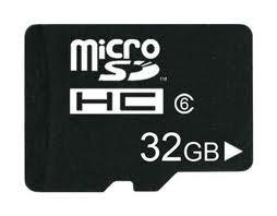 Card de memorie 32Gb