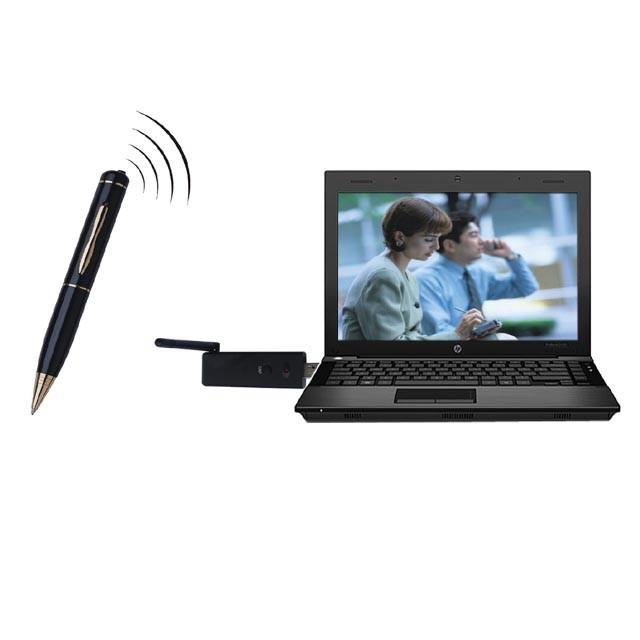 Receptor spy wireless USB