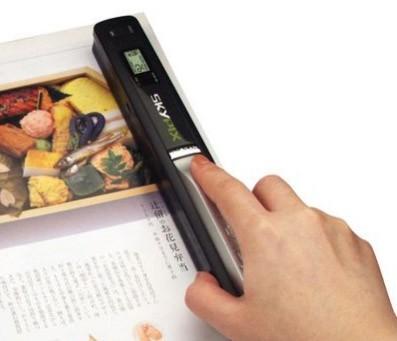 Mini scanner mobil