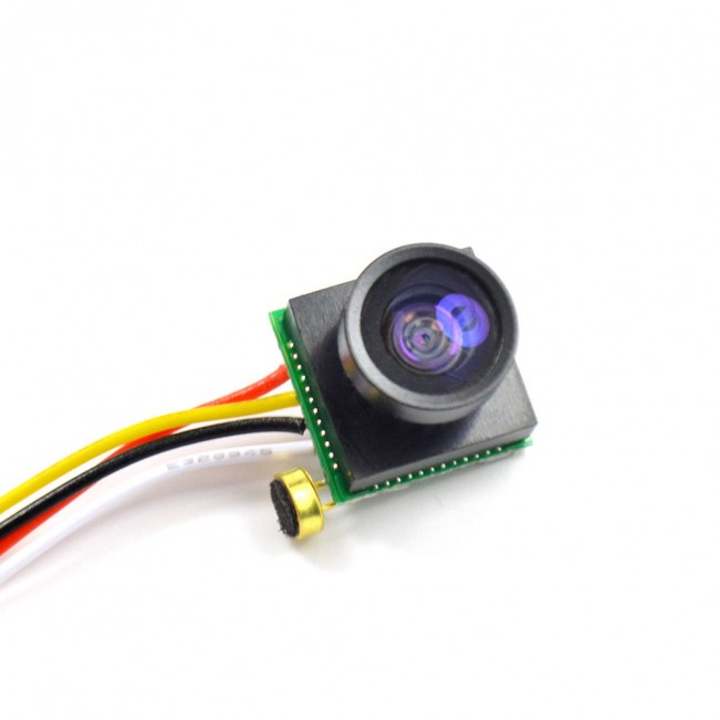 Mini modul camera spion CCTV  170 Grade, sunet, 600 TVL pentru spionaj discret