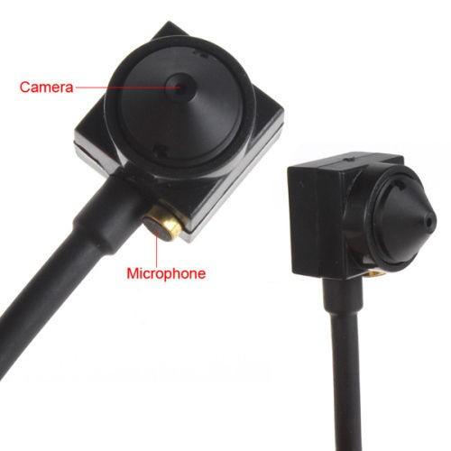 Mini camera spy CCTV  pentru supraveghere
