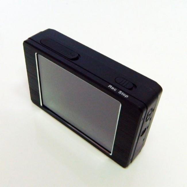 Mini camera DVR portabil, telecomanda, detector miscare