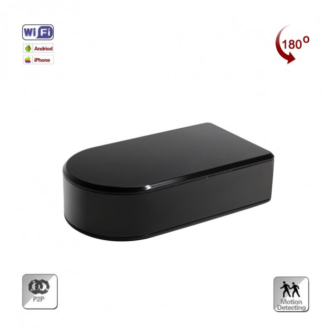 Modul Camera Profesional, Wi-fi, Ip + DVR, Full Hd, Senzor de Miscare, Lentila Rotativa la 180 de Grade