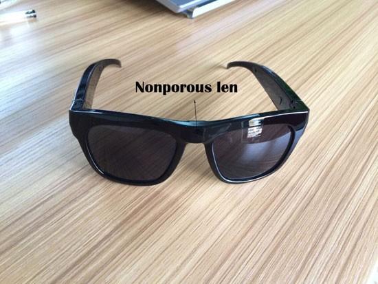 Camera spion mascata in ochelari de soare