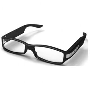 Camera Spion HD 1080p camuflata perfect in ochelari cu functie senzor de miscare