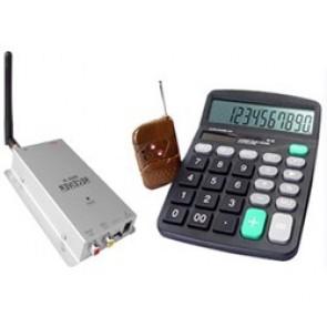 Calculator de birou cu camera wireless spy