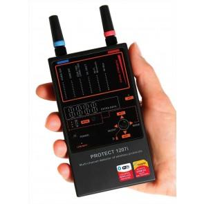 Detector microfoane si camere  Protect 1207i