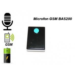Microfon spion cu ascultare in timp real prin gsm