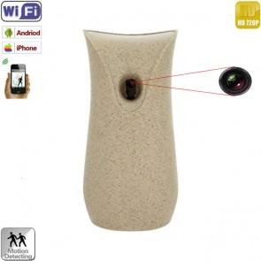 Camera spion wi-fi, p2p cu rezolutie 720p