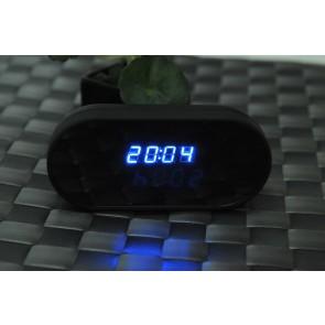 Camera video WI-FI IP spy incorporata in ceas de birou, senzor de miscare, 1080p