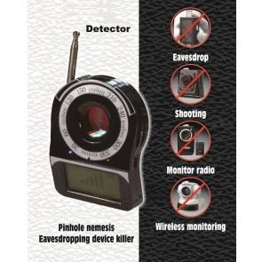 Detector echipamente spy