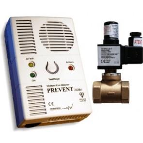 Microfon cu inregistrare 71 ore - 4Gb mascat in detector de gaz
