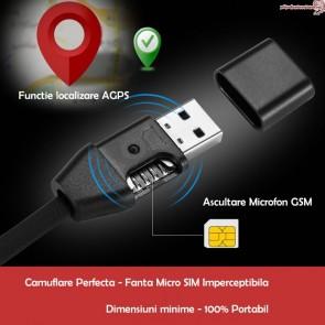 Cablu USB Pentru Telefon (Android/IOS )