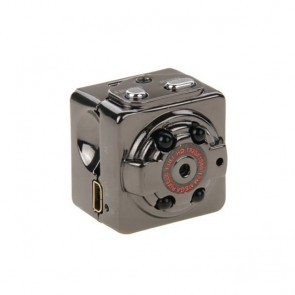 Modul minicamera video pentru spionaj cu detector de miscare, rezolutie video selectabila