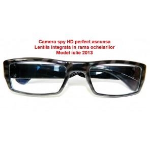 Ochelari camera mascata SPION full HD 1080p cu lentila nedetectabila