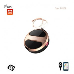 Gps Tracker Spion Profesional, Localizator în Timp Real + Istoric 3 Luni – Aplicație iOS + Android+Microfon GSM