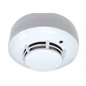 Dispozitiv de spionaj Reportofon mascat in senzor de fum cu activare vocala - 145 de ore