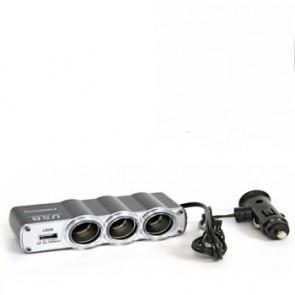 Microfon cu inregistrare spy - 70 de ore mascat in tripla auto
