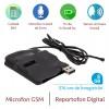Reportofon spion profesional 576 de ore - mini dispozitiv spionaj microfon gsm CompleteBug576